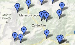 la mappa dei post