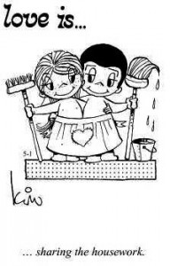 Love-is-Sharing-housework-192x300